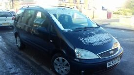 Ford Galaxy 2006, Good Condition in and out