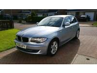 BMW 1 series 118d SE Blue