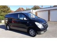 Hyundai i800 2.5 CRDi Style 8 Seats 168bhp New Engine Over £4000 Just Spent