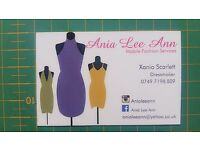 Mobile Dressmaker, Seamstress, Clothing Repair & Alterations