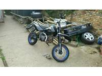 Stomp 140cc crf 70 pitbike and spares