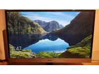 AOC I2757FM 27 inch Widescreen IPS LED Multimedia Monitor (1920 x 1080, 5 ms, 2 x HDMI)