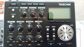 Tascam DP004 pocket studio