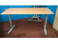 Electric Height Adjustable Desk 1600 x 800 mm