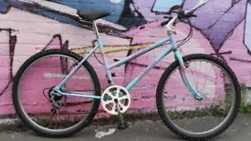 ***BEAUTIFUL RETRO 1980'S RALEIGH LADIES MOUNTAIN BIKE ATB HYBRID COMMUTER IN STUNNING CONDITION***