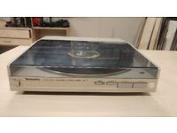 Technics SL-5 compact Linear Tracking Direct Drive Turntable