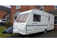 2005 Coachman Pastiche 470/2 with Motor Mover and Full Awning