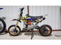 Cw 110cc pitbike