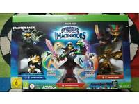 Skylanders Imaginators starter pack - Xbox 360 - extra creation crystals and characters