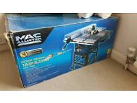 Macallister 250mm table saw