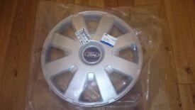 "Ford 16"" wheel covers trim x4"