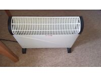 Portable electric heater £10.