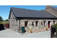Holiday cottage for sale near Harlech , North Wales.Currently run as successful holiday let