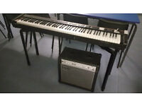Korg SP100 Digital Piano with Keyboard Amp and Stand