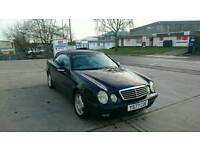 Mercedes CLK 320 For Recommissioning or Breaking