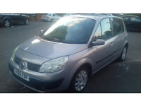 RENAULT SCENIC EXPRESSION 2004 9 months mot