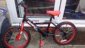 Child's huffy bike