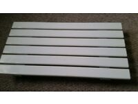 Savanah Slatted Shower Board (27 Inch) - used