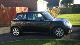 Mini ONE 2008 Black 1 owner superb condition