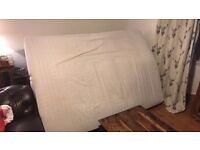 Free to collect double mattress