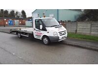 Trailtek transportation 24-hour breakdown and recovery service based in the east Midlands
