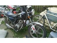 Huoniao hn125 motorbike
