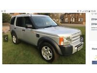 LANDROVER DISCOVERY 2.7TD 2005 4x4