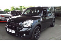 2011 MINI COUNTRYMAN 2.0 COOPER SD ALL4 5D DIESEL *PART EX WELCOME*FINANCE AVAILABLE*WARRANTY*