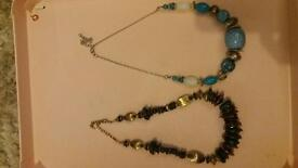 2 Necklaces - Fashion Jewellery