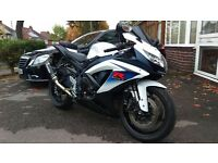 Suzuki GSXR 750 L0 - Mint Condition