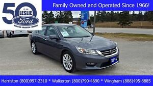 2014 Honda Accord Touring | Incl Winter Tires & Rims | Local Tra