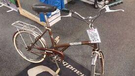 DAWES Kingpin Folding Bike, Sturmey Archer Hub, Fully Serviced