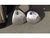 Callaway golf drivers and other golf bits