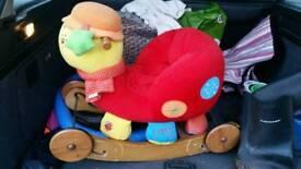 Kids rocking/ride-on toy 'lotty'