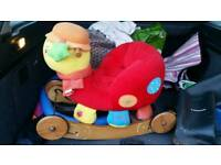 Kids rocking/ride-on toy 'lotty'