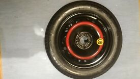 Genuine MONDEO Ford Space-saver Spare Wheel