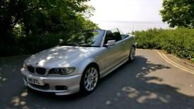 2006 BMW 320 CI Convertible FaceLift