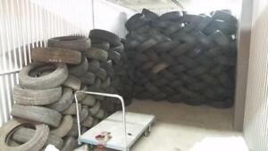 Lot de pneus - Batch of tires ~ 300 été - summer