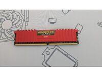 Corsair 8GB 2666MHz Vengeance RAM