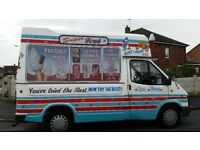 Whitby morrison ice cream van