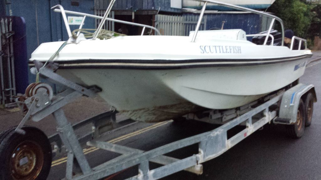 Dell Quay Dory 17 Ft In Southampton Hampshire Gumtree
