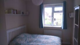 Double room in houseshare near Castle Road, Bedford