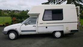 1986 Citreon Romahome C15 D