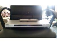 Silver Sony DVP-NS36 DVD Player