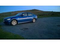 BMW 320i Se (57 Plate) Creme Leather Interior for Sale