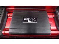 Orion Ztreet Zo20004 4ch 2000w Amplifier Amp, PIONEER,JL,KICKER,FOCAL,VIBE,KENWOOD,FI,PIONEER,ALPINE