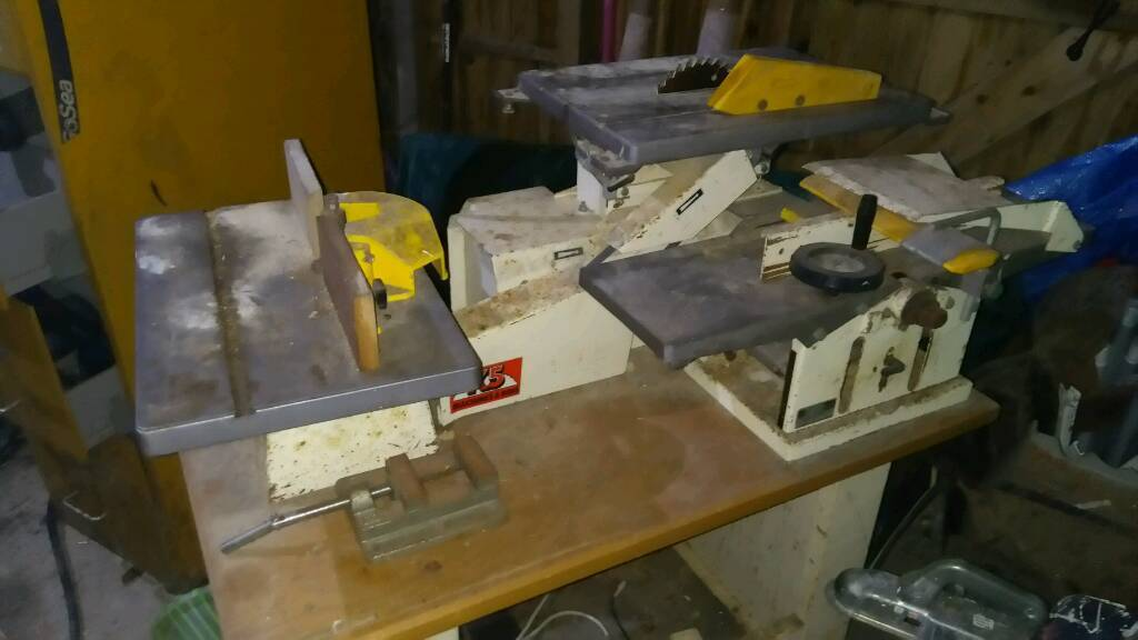 Kitty K5 Combination Woodworking Machine In Weymouth Dorset Gumtree