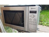 NEFF microwave as new