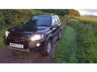 Land Rover Freelander Adventurer 2.0 TDI 2006 MOT 'til Feb 2017