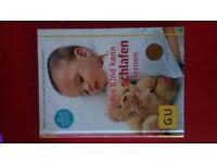 German parenting book 'Jedes Kind kann schlafen lernen'